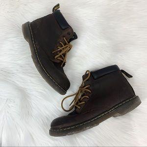 Dr.Marten Kids Boys Brown Boots size 3